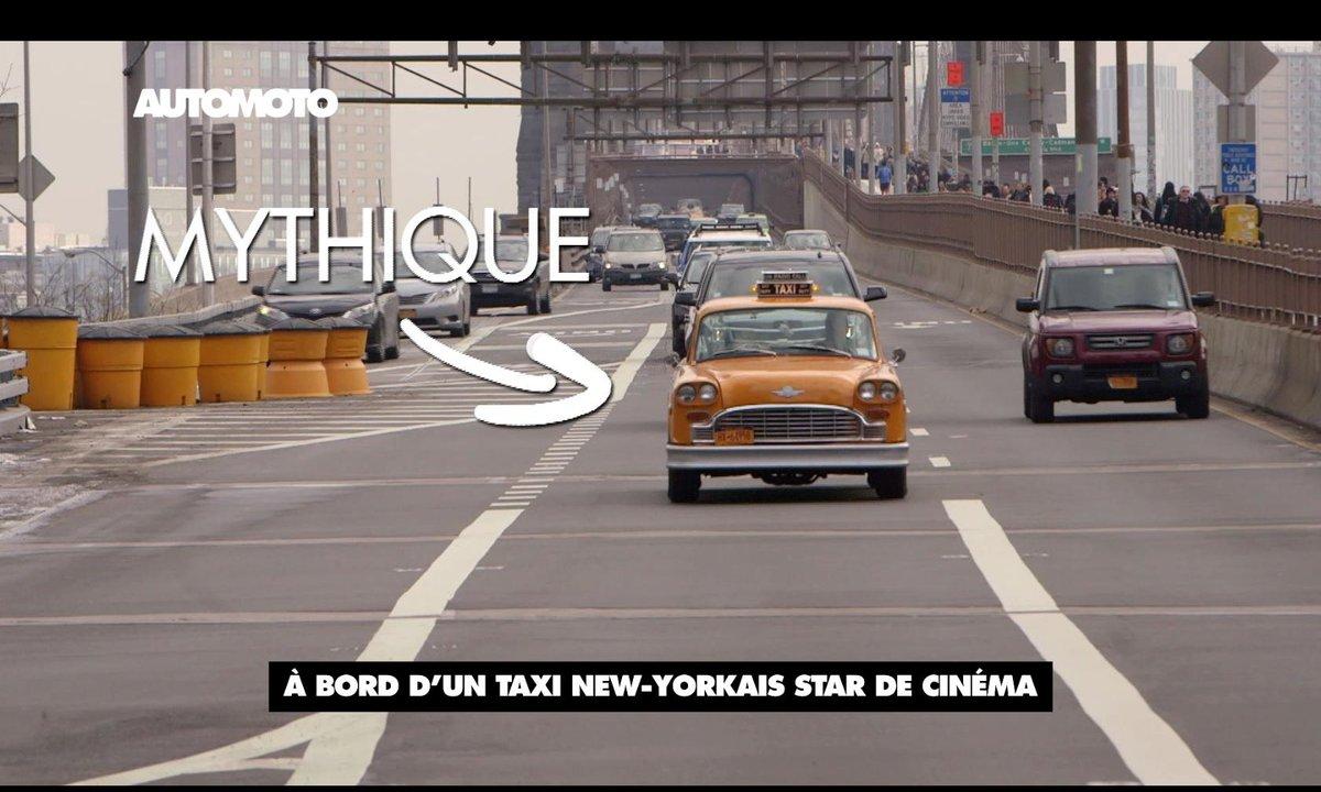 Teaser : Comment vivre sa passion automobile à Manhattan ?