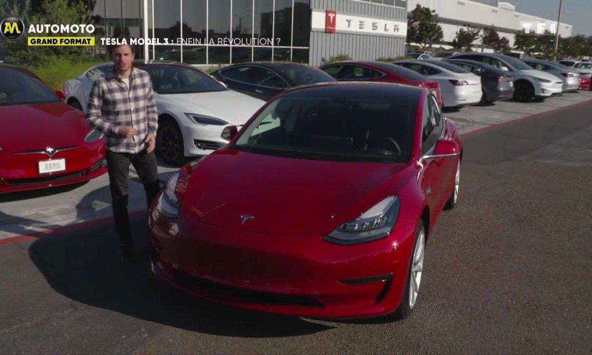 Grand Format - Tesla Model 3 : Enfin la révolution ?