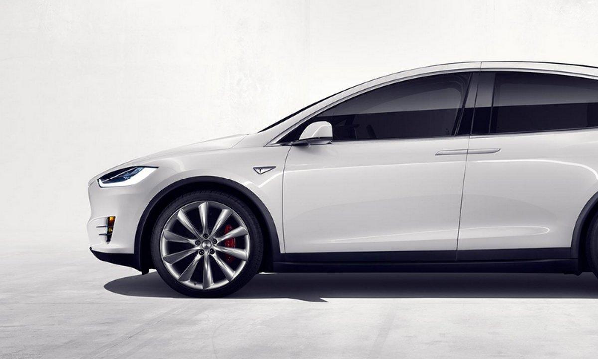 Tesla Model X : vidéo de présentation