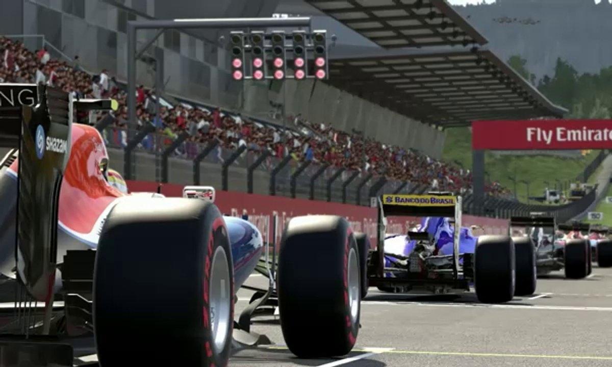 Trailer F1 2016