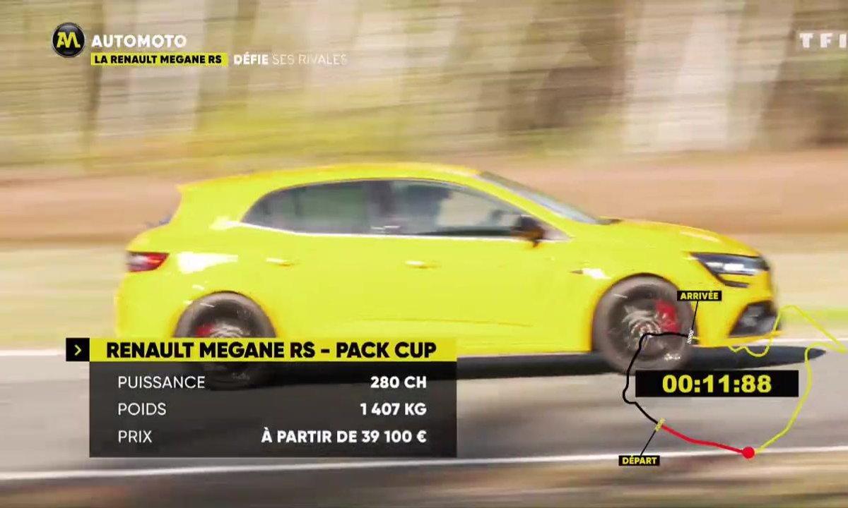 Un tour de piste avec la Renault Mégane RS