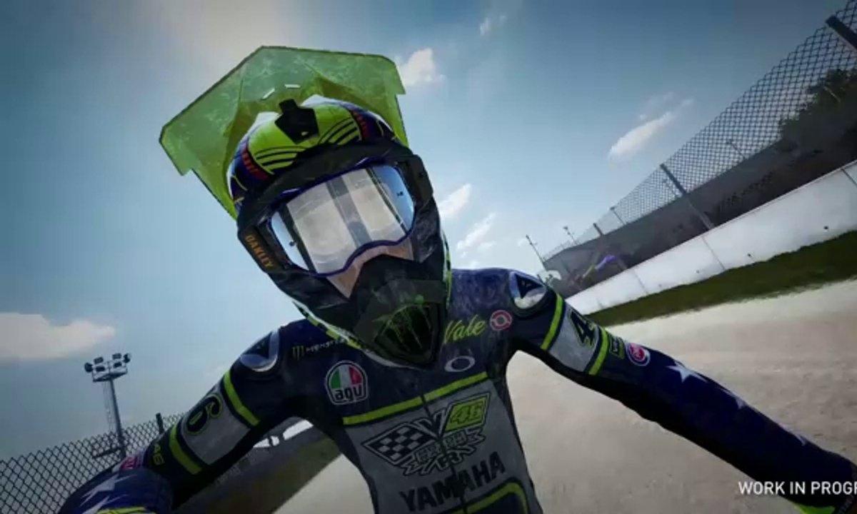 Valentino Rossi : The Game - Trailer
