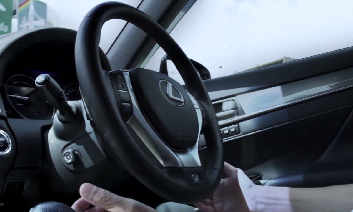 Highway Teammate : la voiture autonome de Toyota