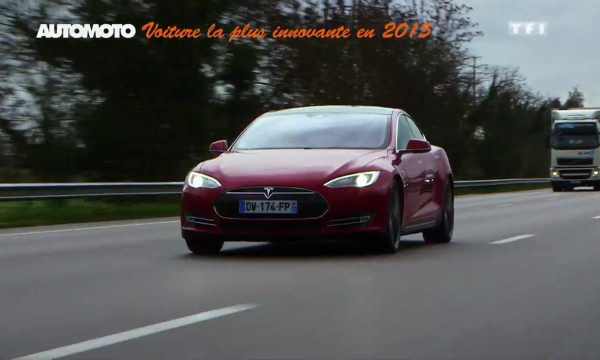 La Voiture Innovante de l'Année 2015