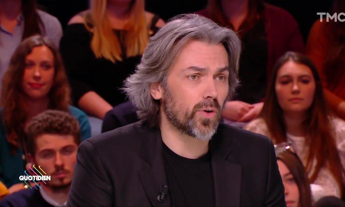 Invité - Aymeric Caron se lance en politique