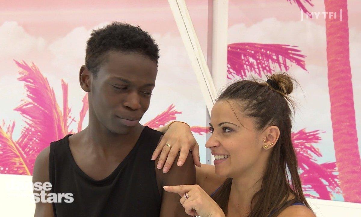 DALS - Azize Diabaté : « T'inquiète Denitsa, j'ai de l'énergie (dans la tchatche) ! »