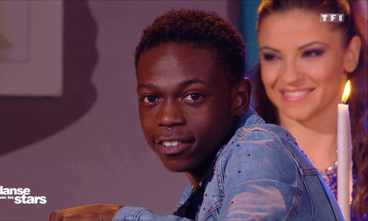 DALS - Azize Diabaté, Denitsa Ikonomova et Chris Marques - Salsa - Black M (Mon beau-frère)