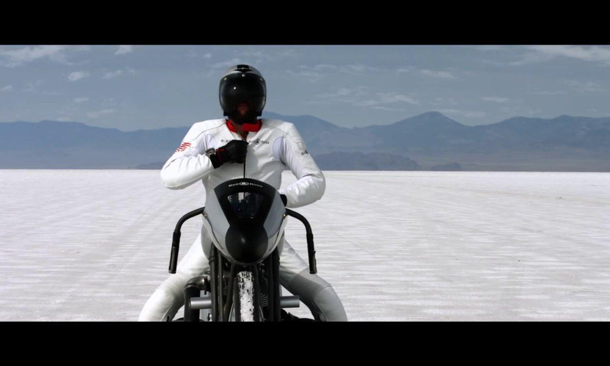 L'aventure B-Rocket : le défi de Bell & Ross et Shaw Speed and Custom