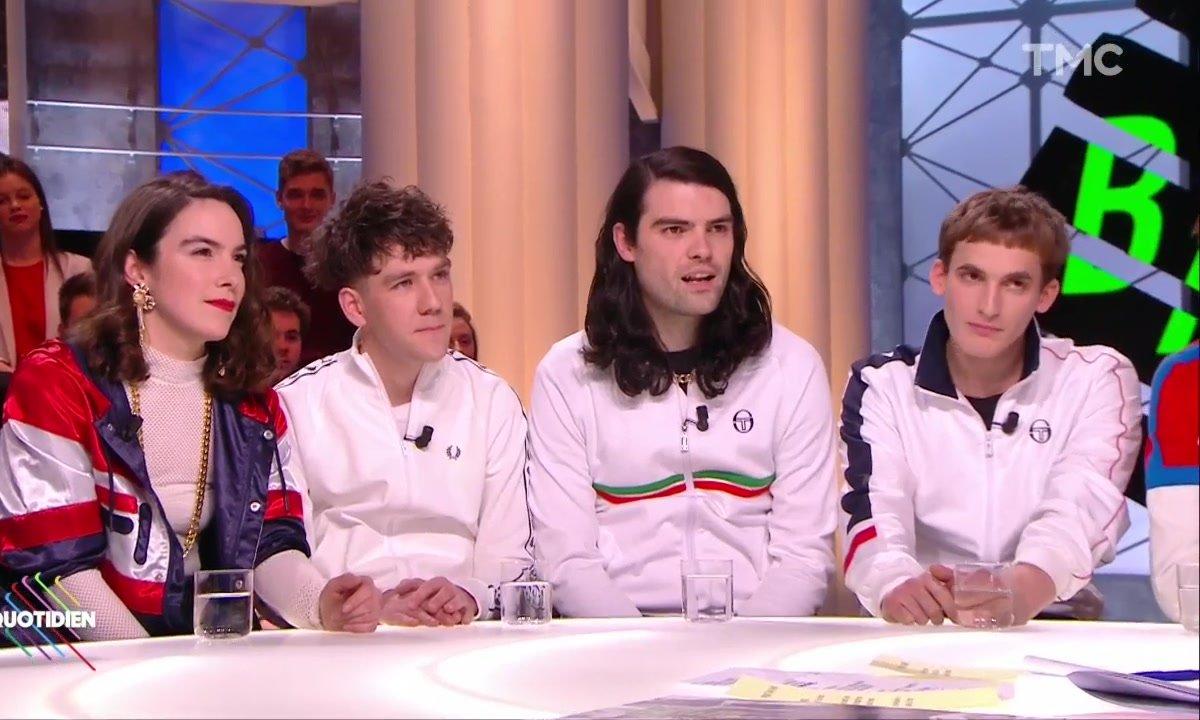 Invités - Bagarre répond à Yann Barthès