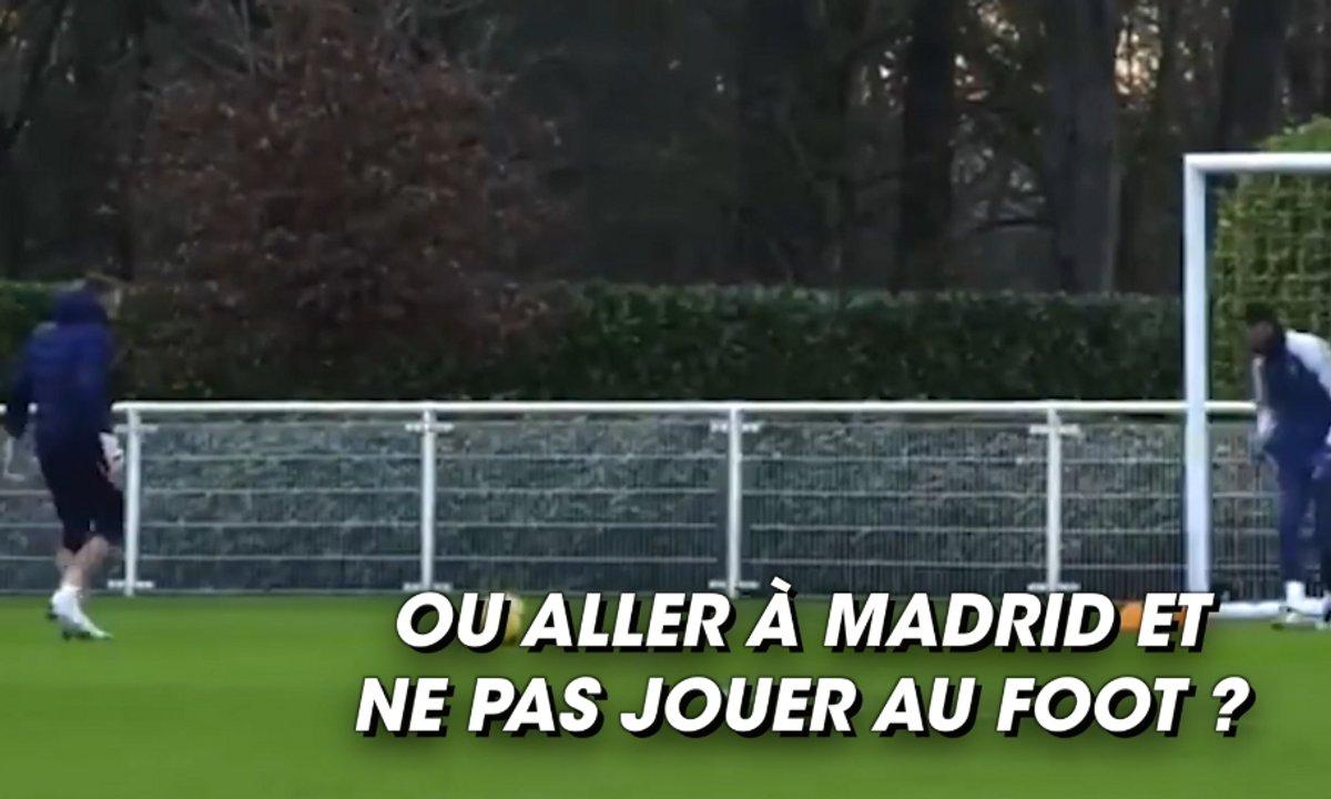 VIDEO - Le gros pique de Mourinho à Gareth Bale