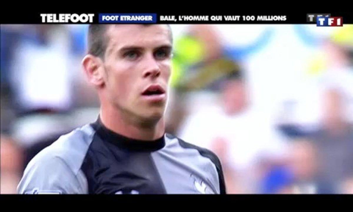 Real Madrid : Bale, l'homme qui vaut 100 millions