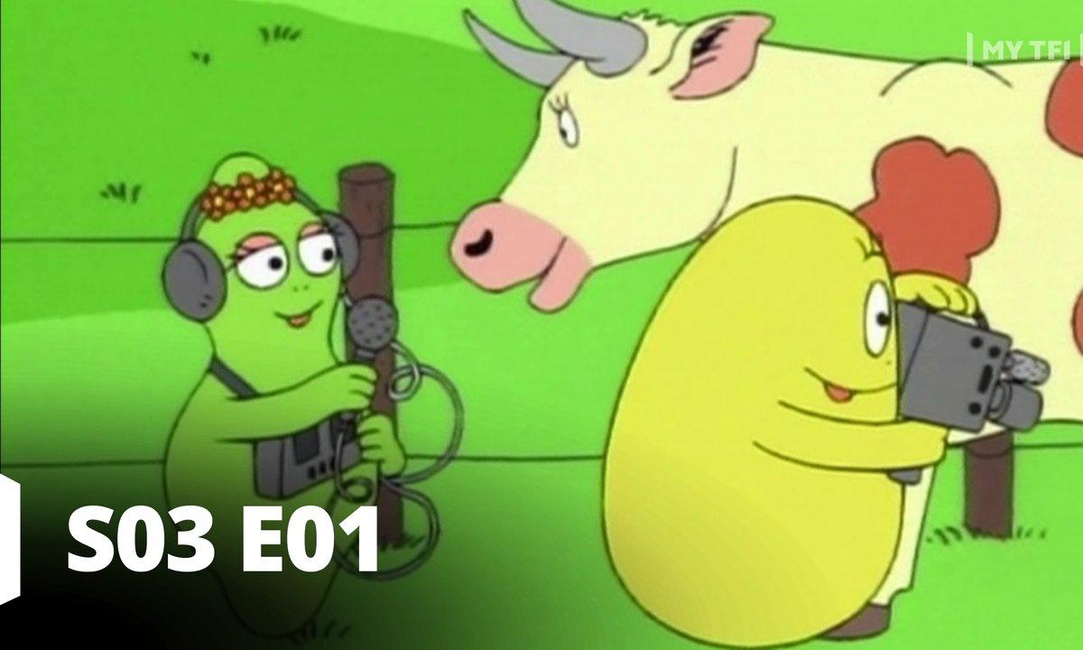 Barbapapa - S03 E01 - A la ferme