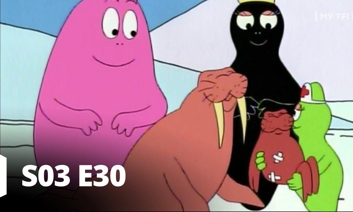 Barbapapa - S03 E30 - Les morses