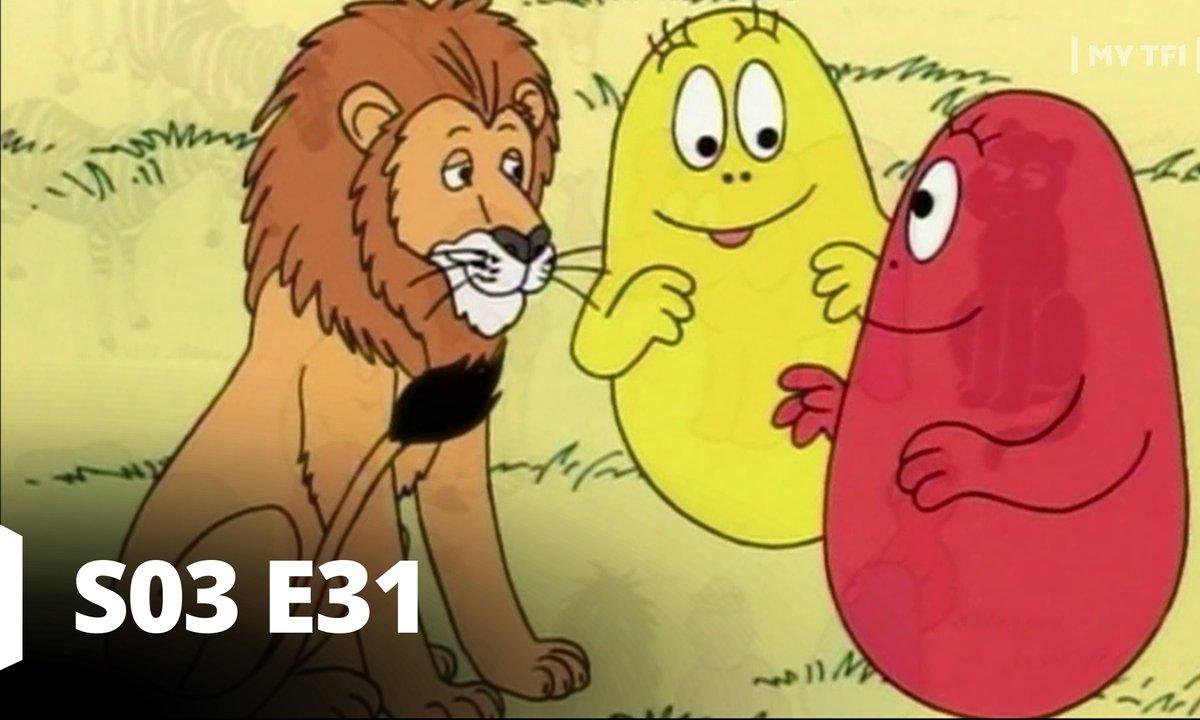 Barbapapa - S03 E31 - Les lions