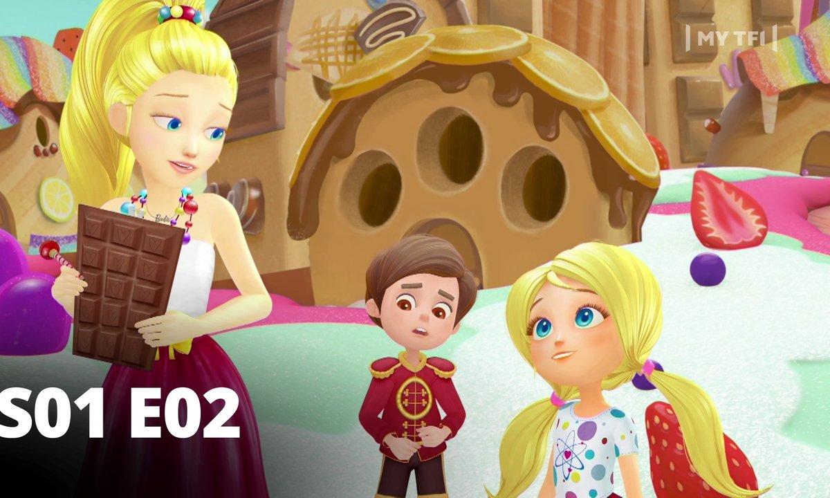 Barbie dreamtopia - S01 E02 - La machine supersonique à limonade pétillante