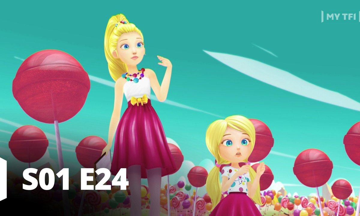 Barbie dreamtopia - S01 E24 - La parade du royaume des bonbons