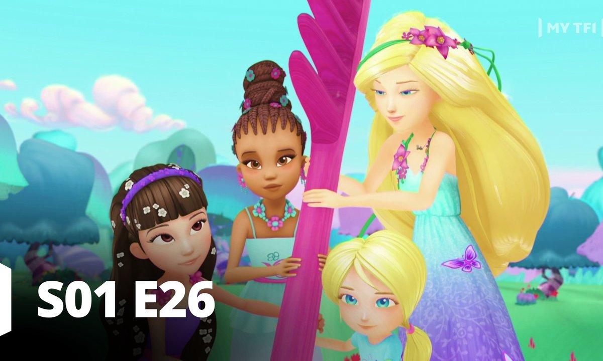 Barbie dreamtopia - S01 E26 - La pelote de nœuds géante