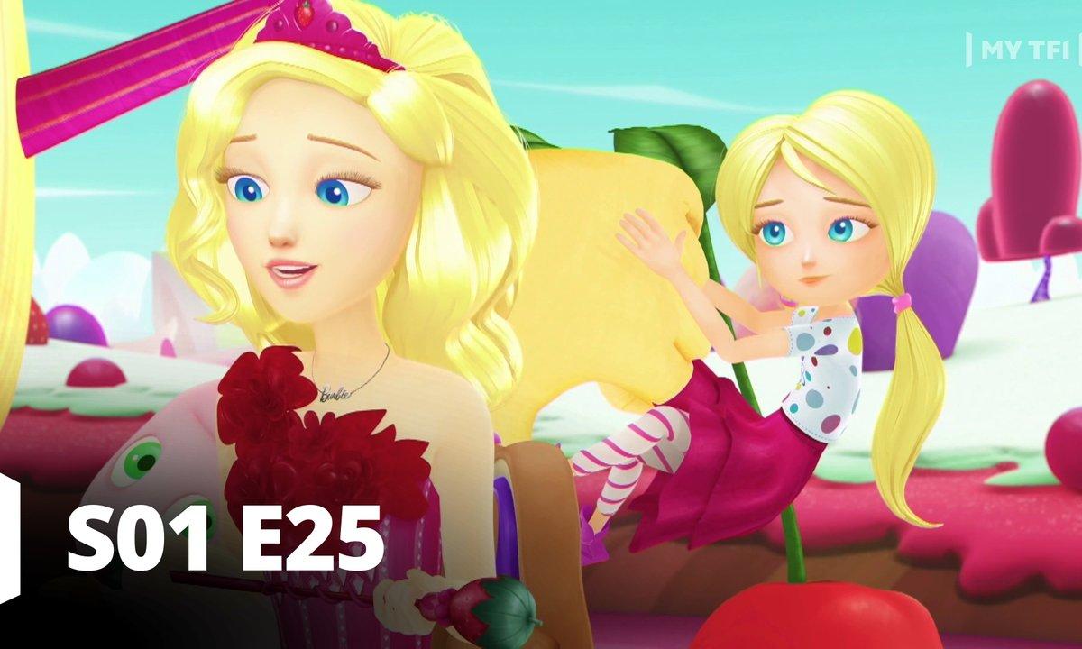 Barbie dreamtopia - S01 E25 - La statue brisée