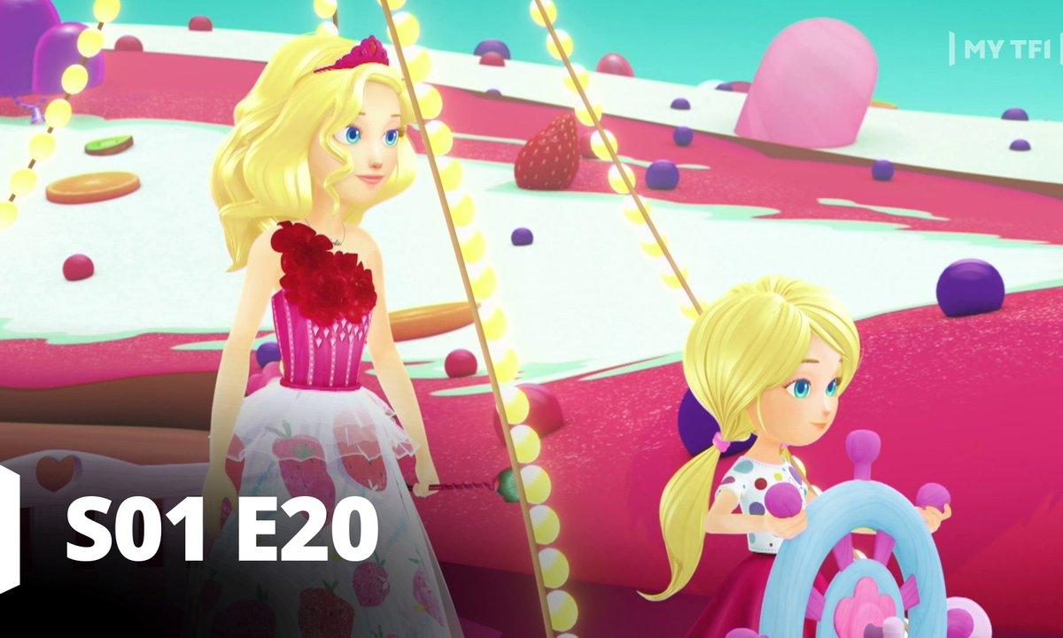 Barbie dreamtopia - S01 E20 - Les graines magiques