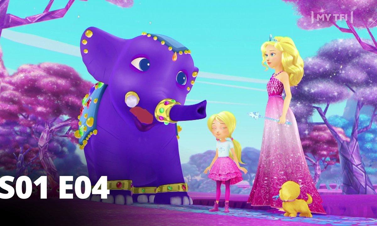 Barbie dreamtopia - S01 E04 - Ne baisse jamais les bras