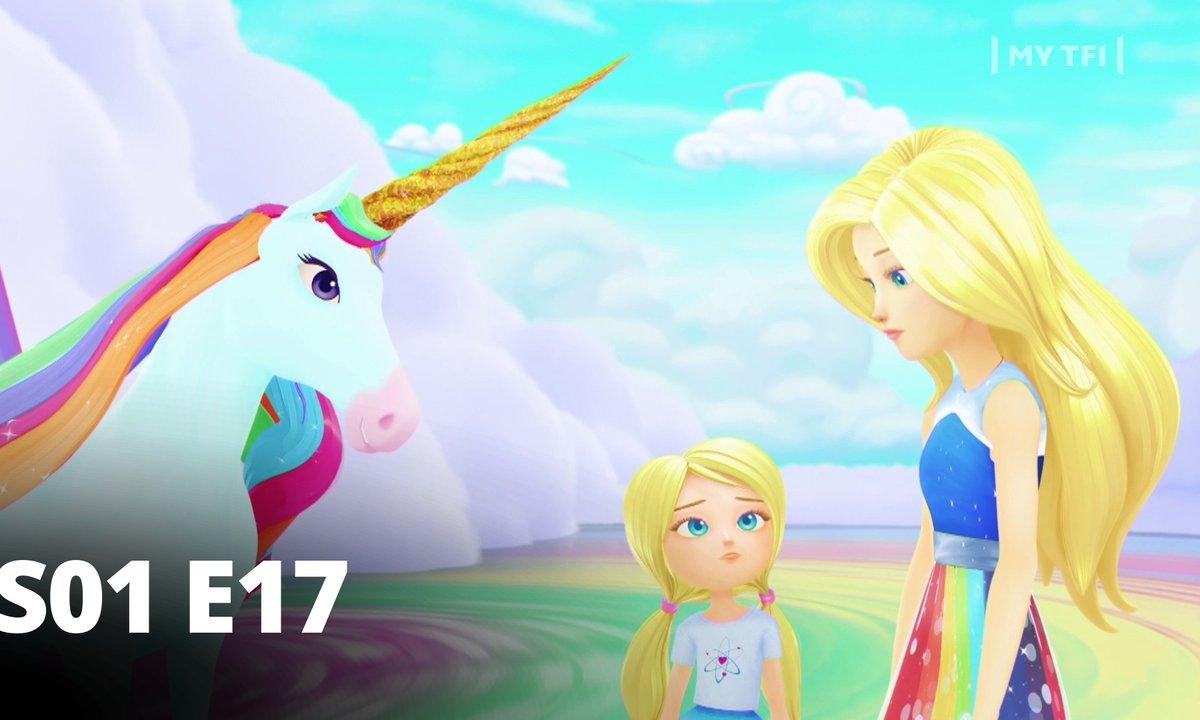 Barbie dreamtopia - S01 E17 - Une licorne dans les nuages