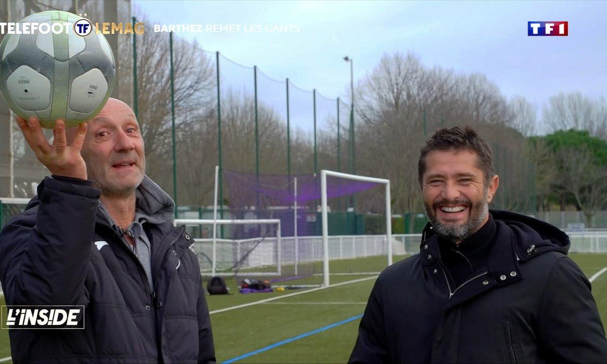 L'Inside - Barthez remet les gants