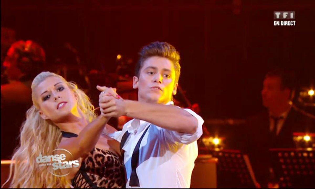 Bastian Baker et Katrina, un tango sur l'Assassymphonie (Mozart l'Opéra Rock)