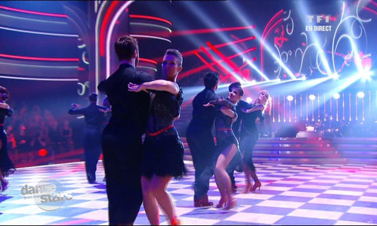 Bataille des coachs : Un tango pour l'équipe de Sofia Essaïdi