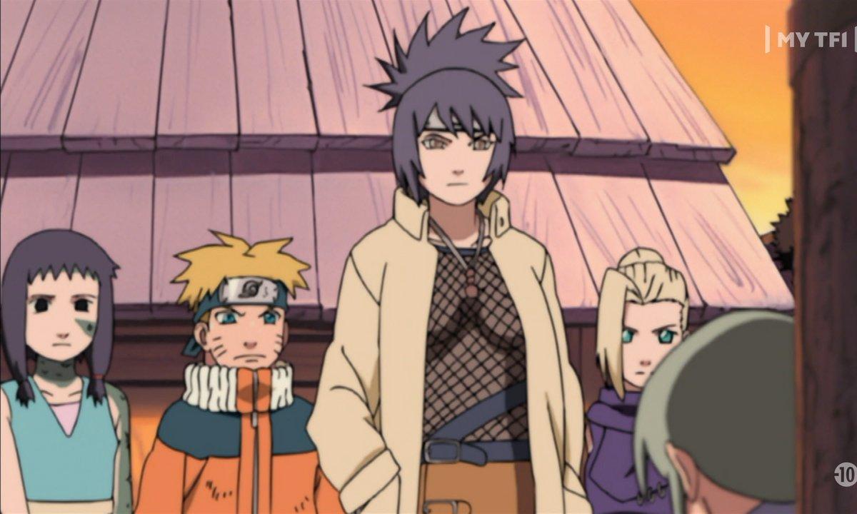 Naruto - Episode 173 - Bataille en mer, le pouvoir libéré