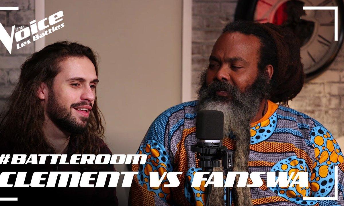 #BATTLEROOM –  Fanswa VS Clément « Allo Maman Bobo» (Alain Souchon)