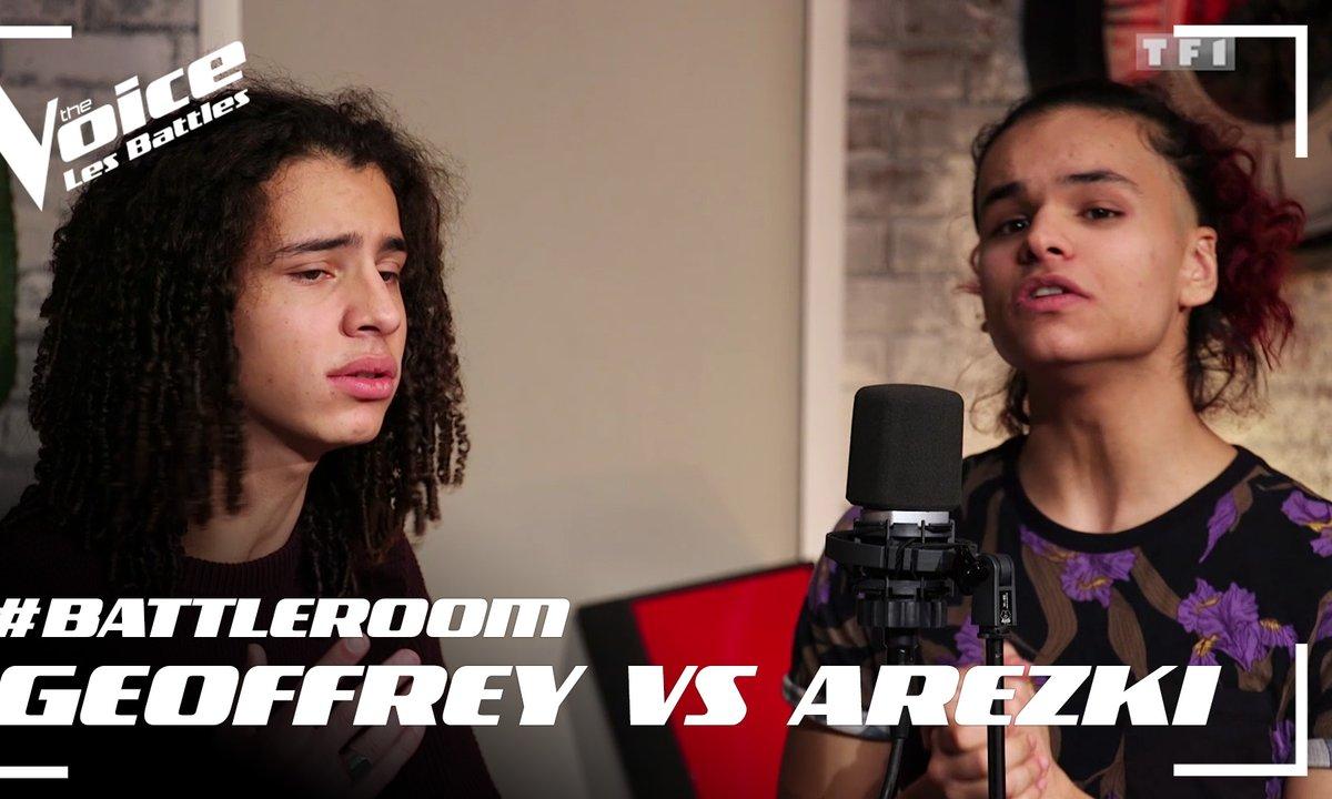 #BATTLEROOM –  Geoffrey VS Arezki « Love Yourself » (Justin Bieber)