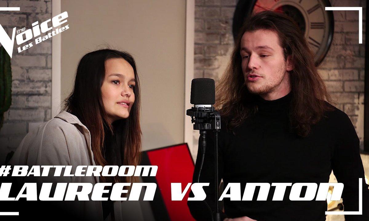 #BATTLEROOM –  Anton VS Laureen « Paris-Seychelles » (Julien Doré)