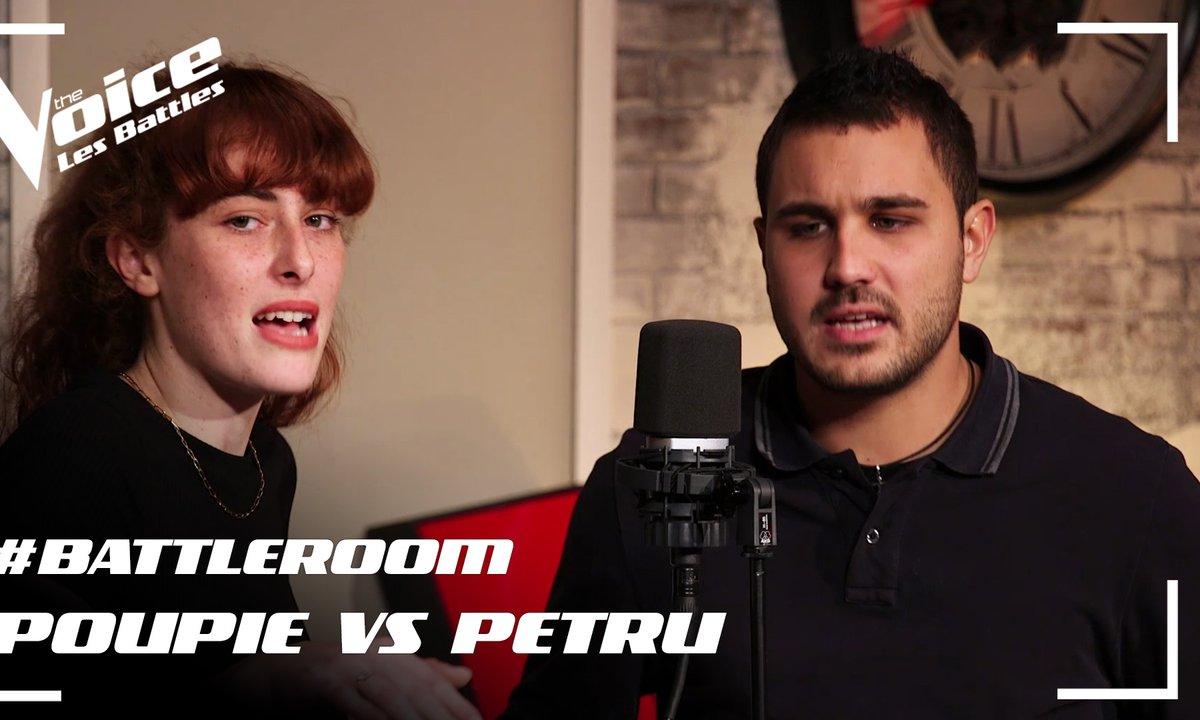 #BATTLEROOM –  Poupie VS Petru « La Même » (Maitre Gims et Vianney)