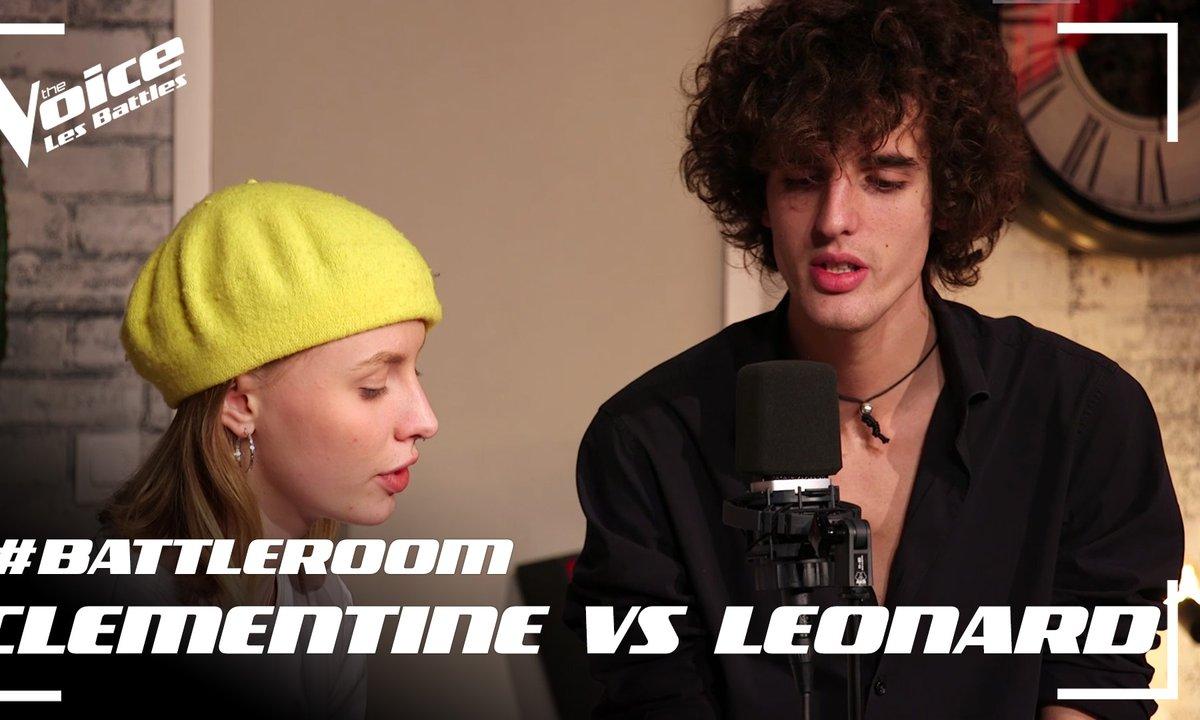 #BATTLEROOM – Clémentine VS Léonard – « Stolen Dance » (Milky Chance)
