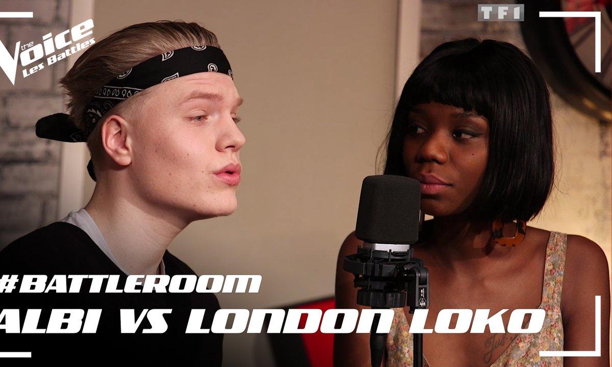 #BATTLEROOM – London Loko VS Albi – « I'm Not The Only One » (Sam Smith)