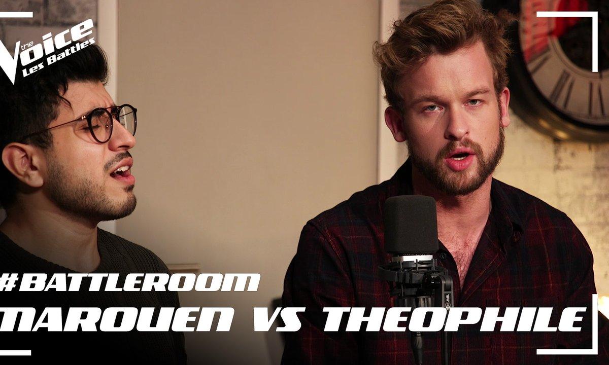 #BATTLEROOM – Marouen VS Théophile Renier – « Je l'aime à mourir » (Francis Cabrel)