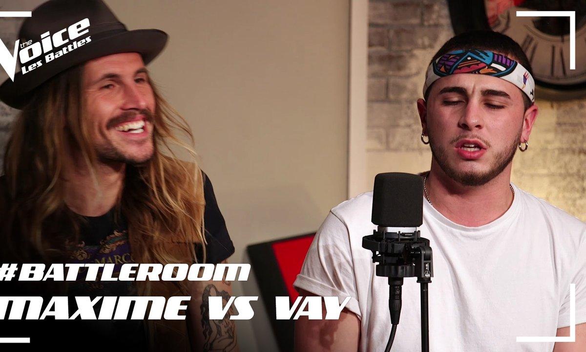 #BATTLEROOM – Vay VS Maxime Cassady – « Ain't No Sunshine When She's Gone » (Bill Whiters)