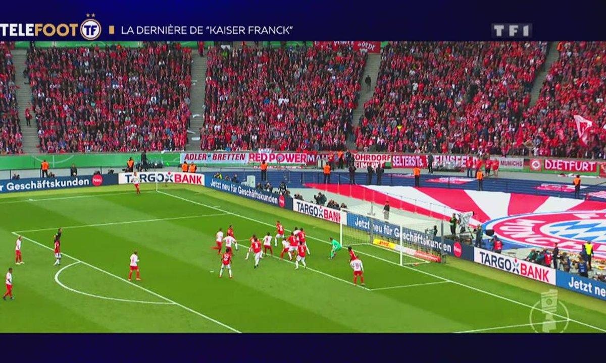 Bayern Munich : La dernière de Kaiser Franck