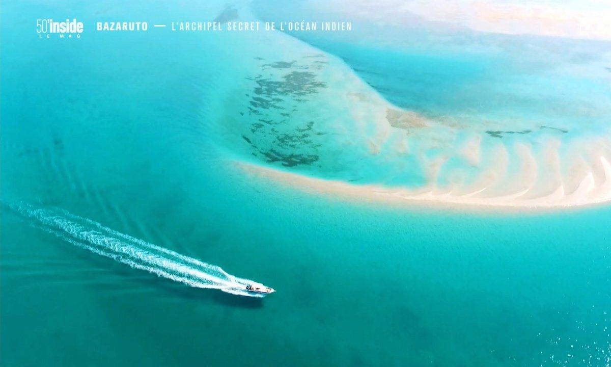 Bazaruto, l'archipel secret de l'océan indien