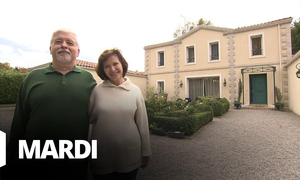 Bienvenue chez nous du 15 septembre 2020 - Elena et André