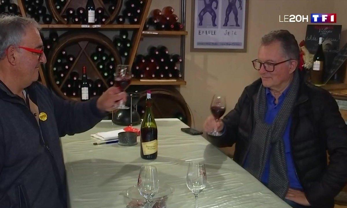 Beaujolais nouveau : les viticulteurs tentent de sauver la cuvée 2020