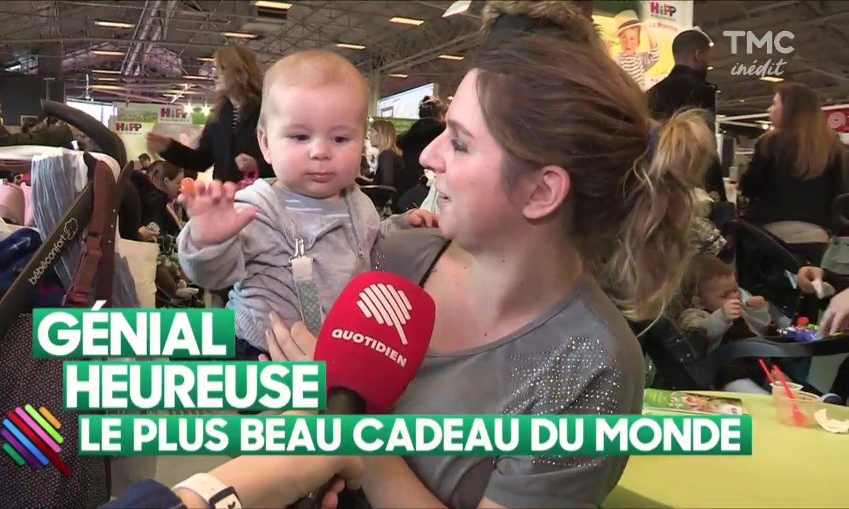 Salon des bébés : alors ça fait quoi d'être parents ?
