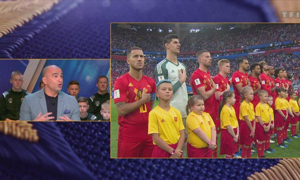 Belgique, objectif Euro 2020