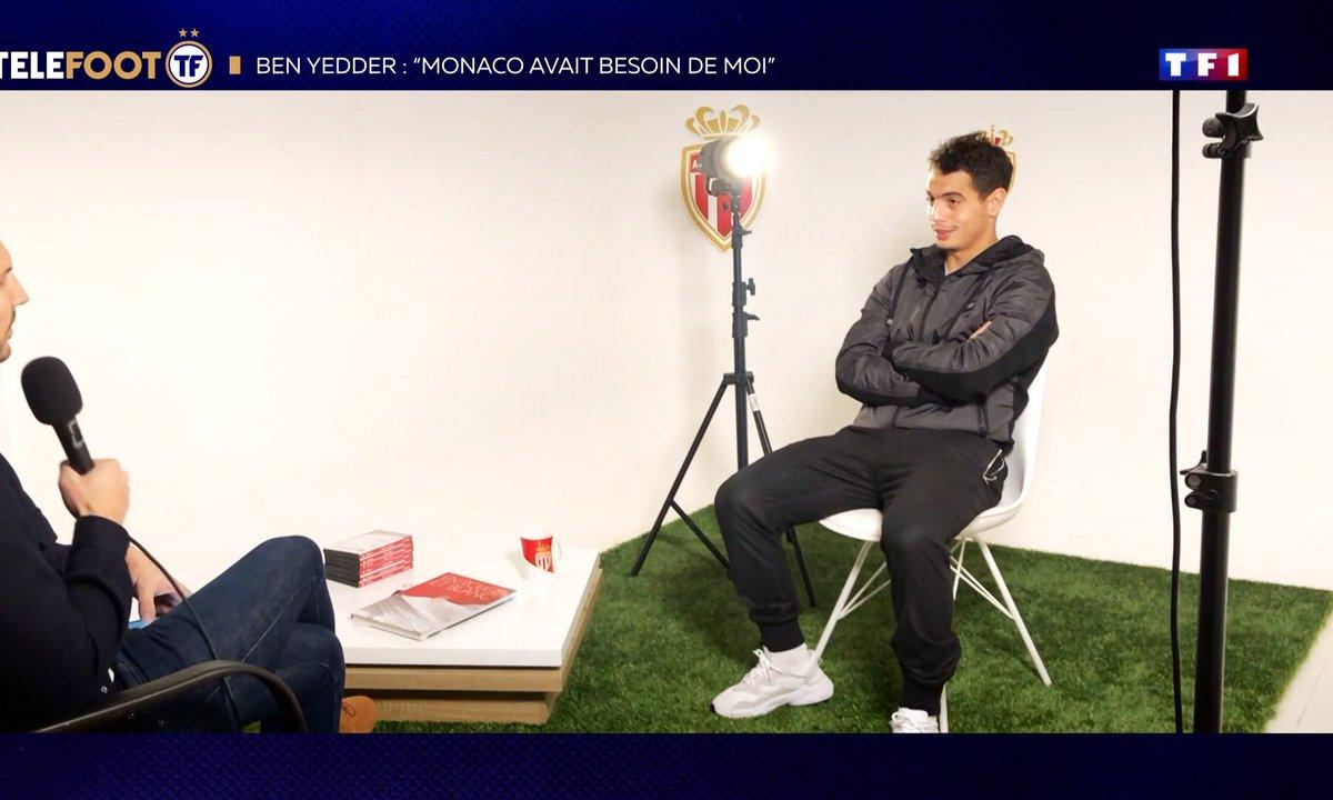 "Ben Yedder : ""Monaco avait besoin de moi"""