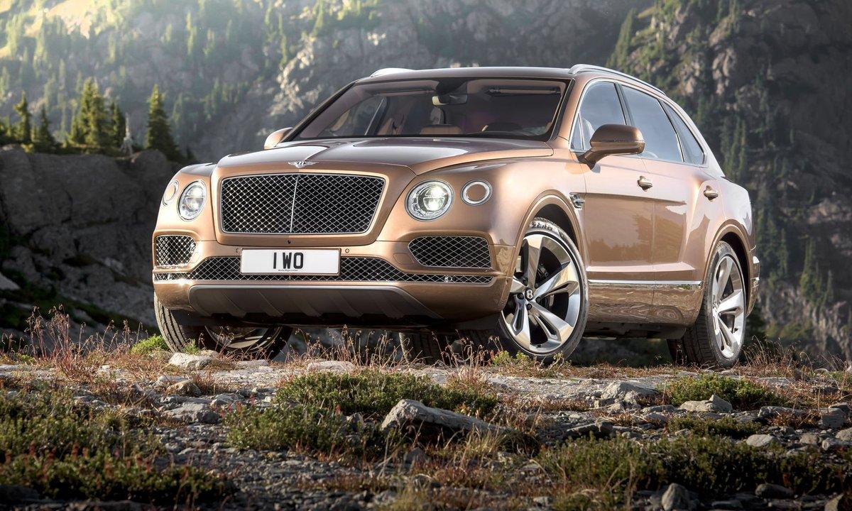 No limit : Essai du Bentley Bentayga, premier SUV de luxe