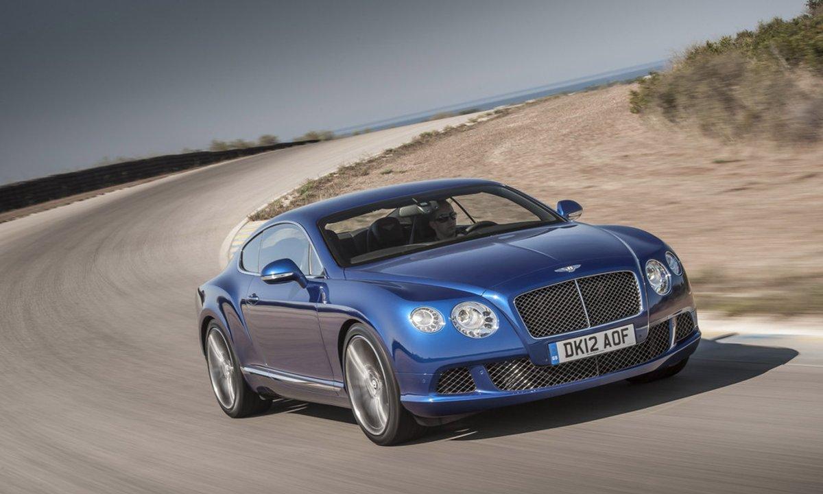 Plein Phare : Bentley, l'année de tous les records !