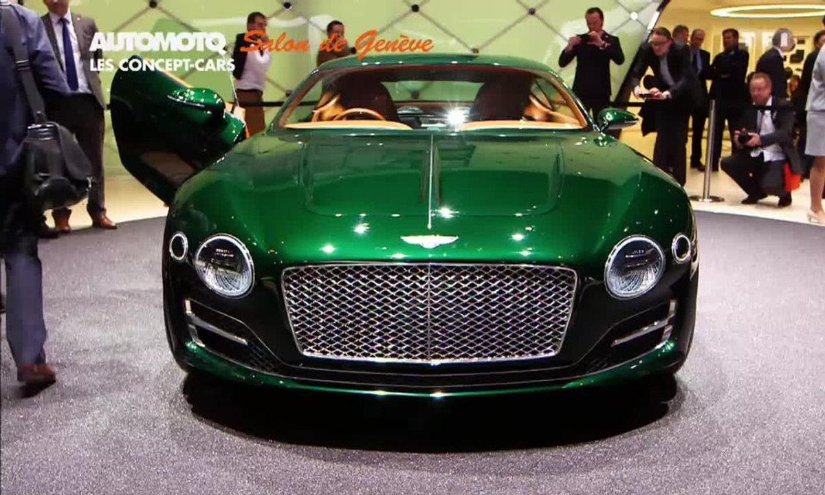 Les Concept-cars du Salon de Genève 2015