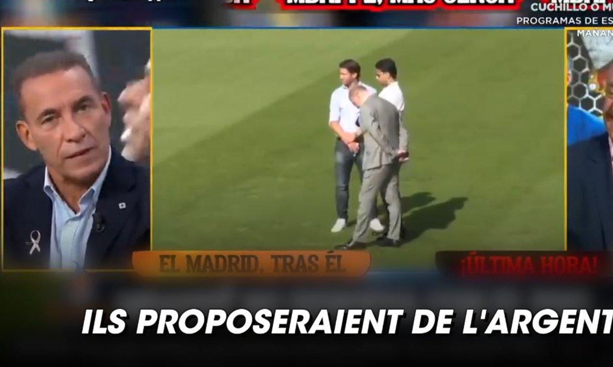 VIDEO - Le plan du Real Madrid pour Mbappé selon le Chiringuito