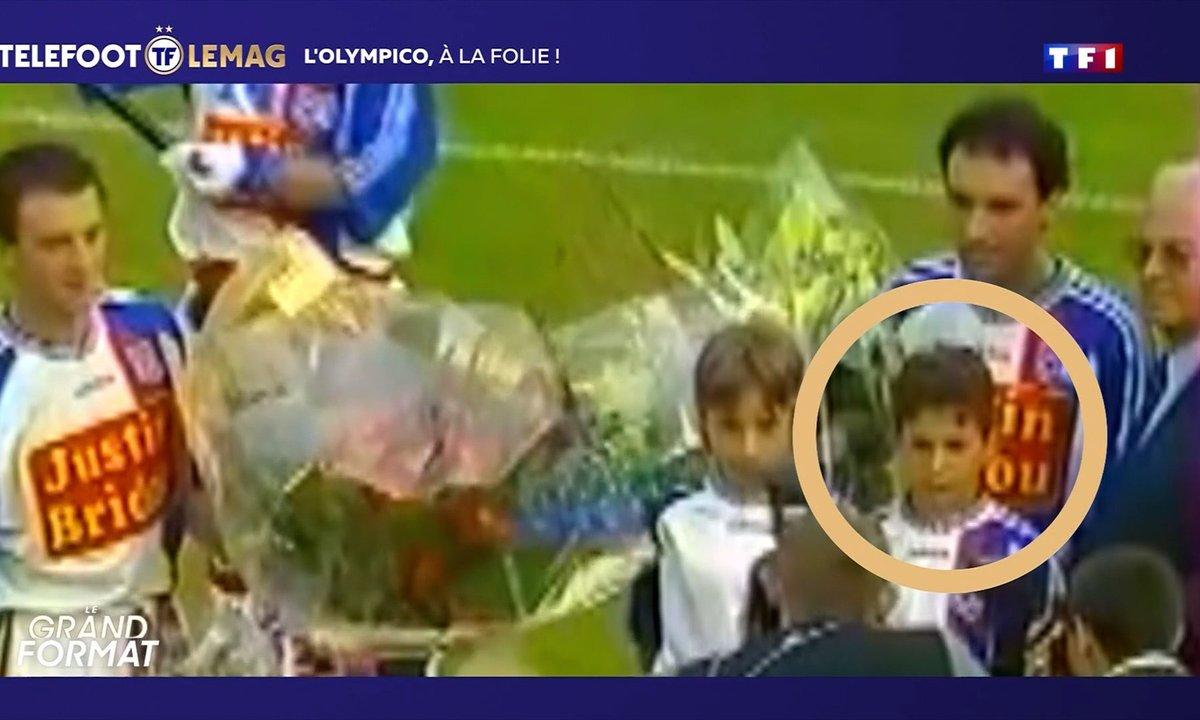 VIDEO - Quand Benzema accompagnait les joueurs sur la pelouse avant un OL-OM