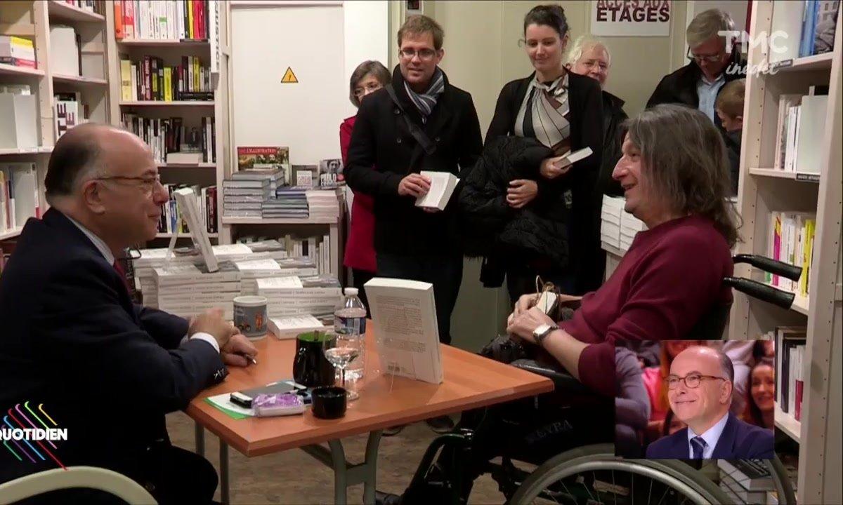 Bernard Cazeneuve, sa folle tournée promotionnelle